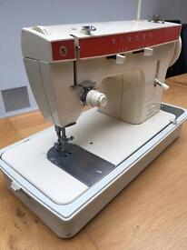 Vintage Singer 367 Sewing Machine