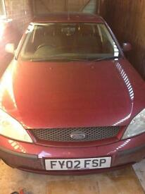 Ford Mondeo 2002 full working - take as it is or for parts