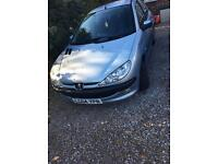 SPARES OR REPAIRS PEUGEOT 206 (not working !!!)