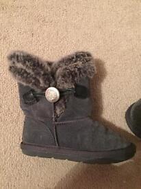Next furry boots