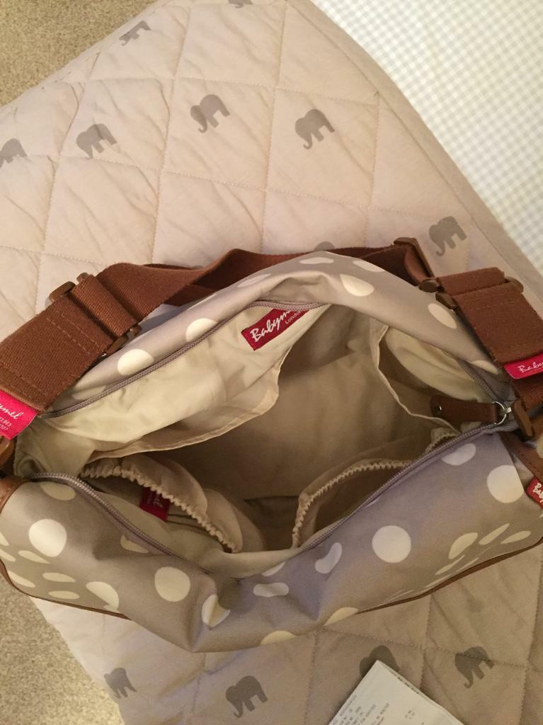 Mammas and papas changing bag