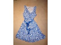 New unworn Phase Eight cocktail summer dress size 14 wedding occasion (fits 10-14) RRP£99