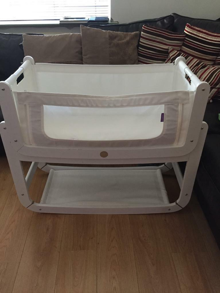 White Snooze Pod With Organic Matress In Loughton Essex