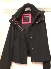 Hollister ladies coat - L - 12/14