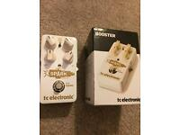 TC Electronic Spark Booster - Guitar Effects Pedal