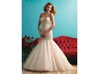Stunning Allure Wedding Dress