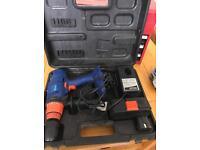 Draper 24v combi drill