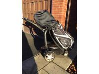 Remote Stewart golf trolley