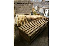Free Softwood Pallets