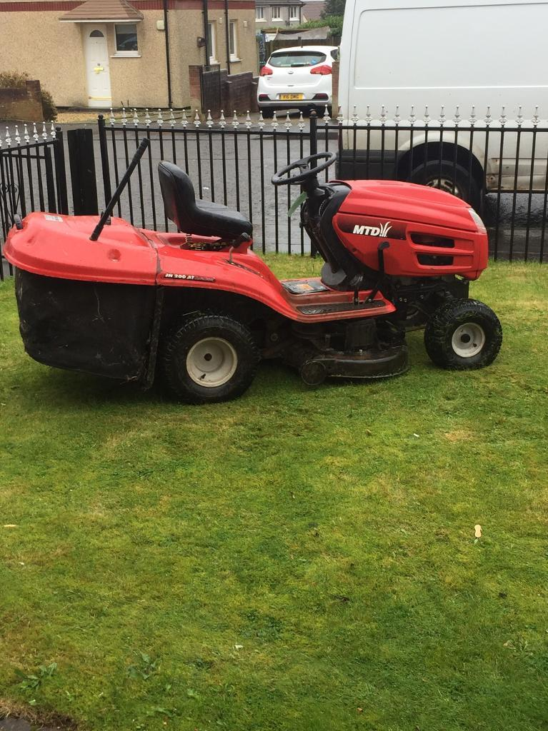 Ride on tractor open to offers