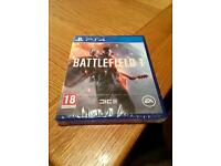 BRAND NEW AND SEALED BATTLEFIELD 1 ON PLAYSTATION 4