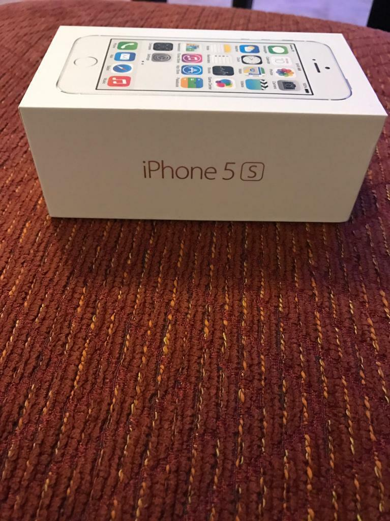 IPhone 5S 16GB Unlocked Boxedin Leicester, LeicestershireGumtree - iPhone 5s 16GB silver. In very good condition, no scratches whatsoever on the screen or around the phone. Comes boxed with earphones, pin for sim hole, and charger cable but does not have a charger cable. Phone is very reliable and has been taken...