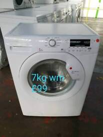 Hoover 7kg washing machine free delivery in Coventry