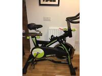 Spin bike £50