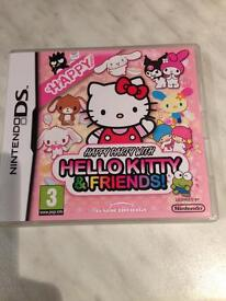 Hello kitty ds game
