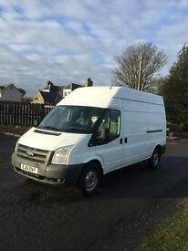 2011 FORD TRANSIT T350 LWB HIGHTOP