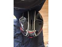 Motorcycle motorbike helmet