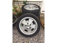 VW Bay and T25 Camper Van BRM Wheels and Tyres