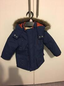 6-9 month boys coat