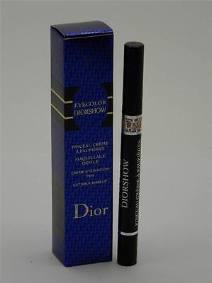 Christian Dior Eyecolor Diorshow Creme Eyeshadow Pen 827 Stylish Rose Creme Eye Shadow Pen