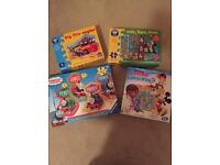 REDUCED Jigsaws and Game
