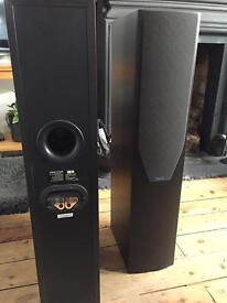 Pair of Mission M74 speakers