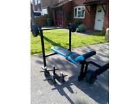 Men's health bench