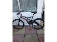Marin Rift Zone mountain bike.
