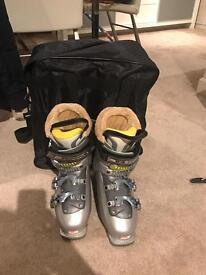 Salomon ski boots uk 4.5