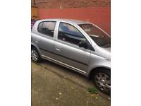Quick Sale Toyota Yaris 2000 Only £450