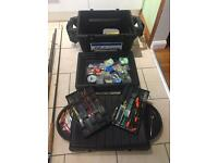 Job lot carp match fishing gear (see all pictures)