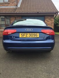 Audi A4 2.0 TDI e SE Technic 4dr LEATHER-SATNAV-£30 tax-SENSORS
