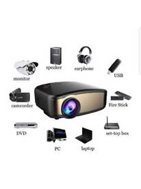 C6 Mini Wireless Projector