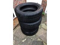 235/60/18 pirelli scopion winter tyres like new