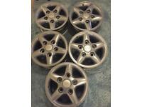 Land Rover Discovery Refurbished Original Alloys
