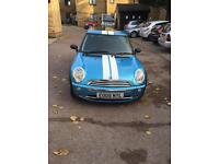 Mini Cooper One 2005 plate Lady owner Sun panel Roof