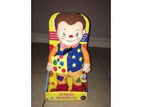 Mr Tumble interactive toy BNIB