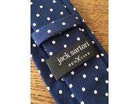 Polka Dot Tie - Jack Sartori, NY