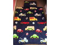 Toddler bed covers