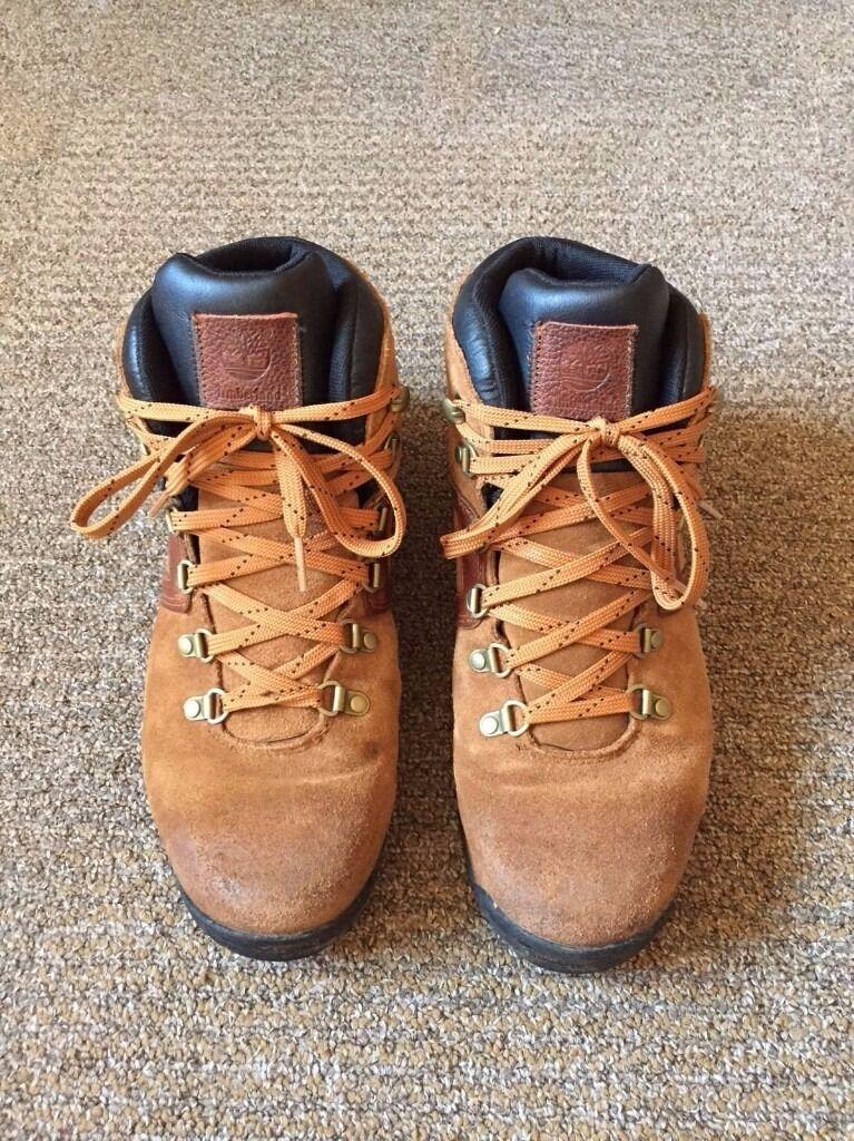Timberland Boots (waterproof) UK8 US9