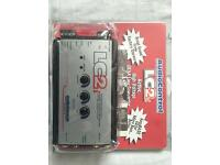 AudioControl LC2i High Quality 2 Channel Line Level Convertor with sub output