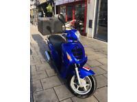 Honda Ps125 Blue