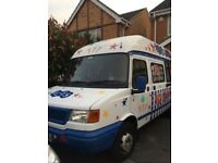 1997 LDV Ice Cream Van For Sale £3,750
