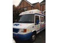 1997 LDV Ice Cream Van For Sale £3,250