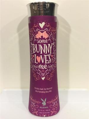 Playboy SOME BUNNY LOVES ME Adorably Dark Tan Maximizer - 10