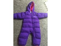 Padded suit 12M-18M Mountain Warehouse