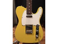 Fender 60's Baja Classic Player Telecaster - TV Yellow - Mint Condition - Courier Delivery