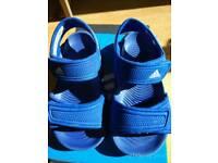 Kids Adidas sandals size 6