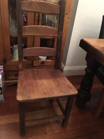 Carver Chairs X 8
