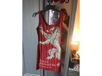 Game of Thrones House Lannister dress